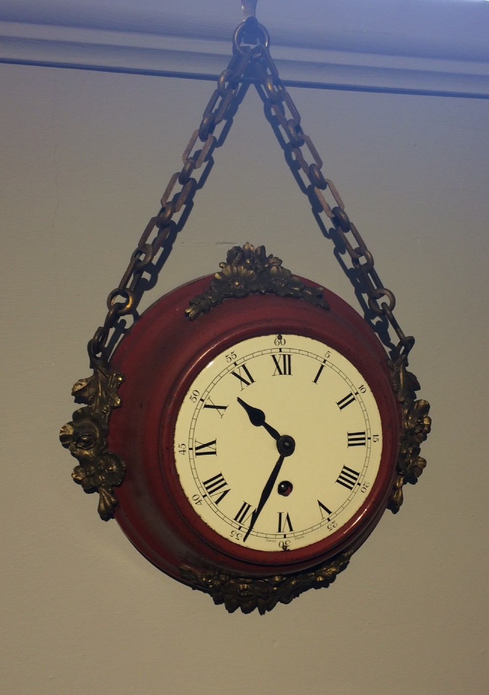 toleware wall clock