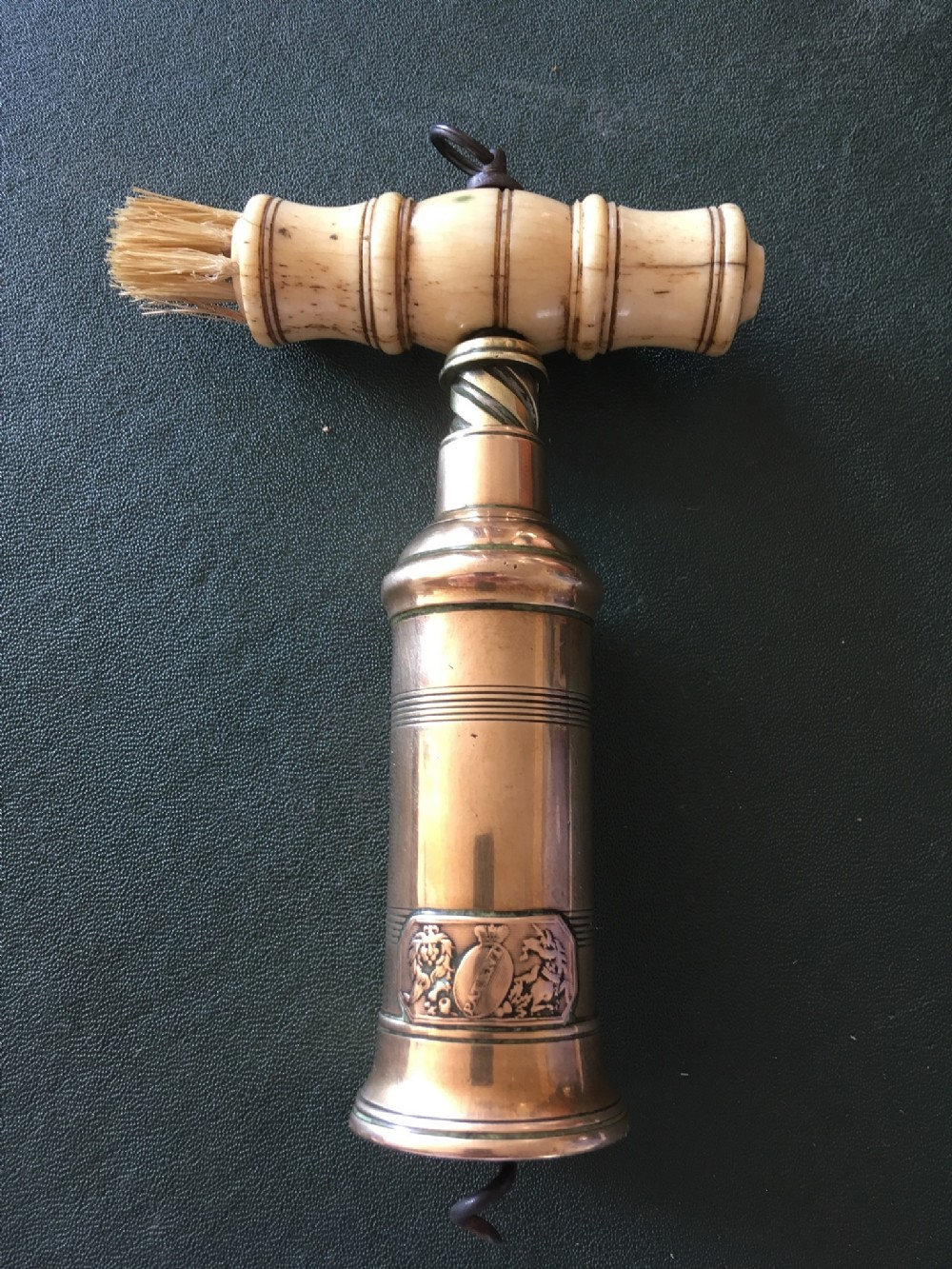 thomason type corkscrew