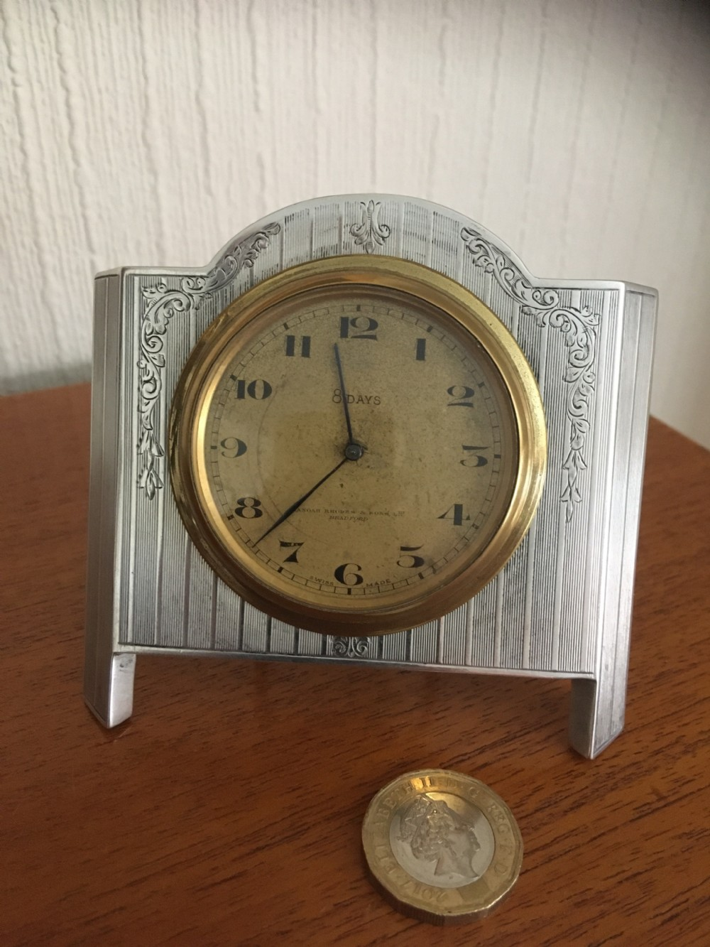 1930s desk or table clock